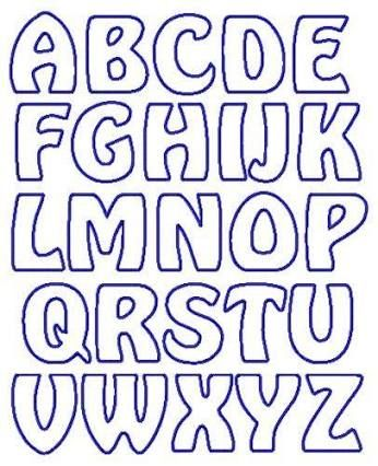 Image result for applique letter templates free sewing patterns image result for applique letter templates free alphabet spiritdancerdesigns Choice Image