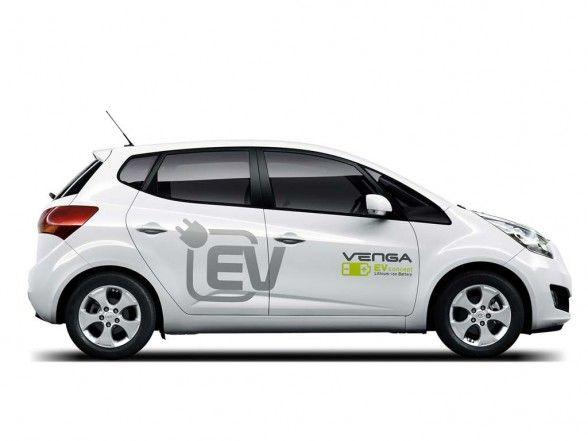 2010 Kia Venga Ev Concept Price List