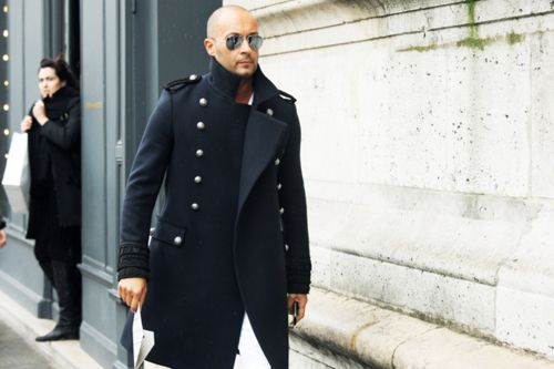 Great coat, wore by the great Milan V.