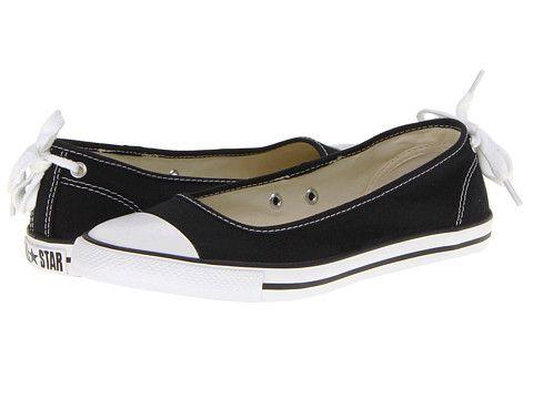 4c3e4697f00ce3 Converse Chuck Taylor® All Star® Dainty Ballerina Slip-On Ox - the laces