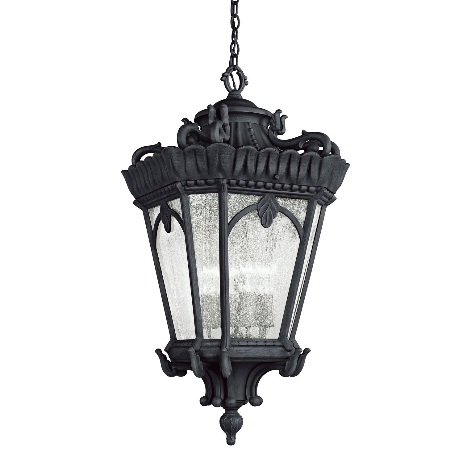 Tournai Outdoor Pendant By Kichler 9564bkt Outdoor Hanging Lights Outdoor Hanging Lanterns Outdoor Pendant Lighting