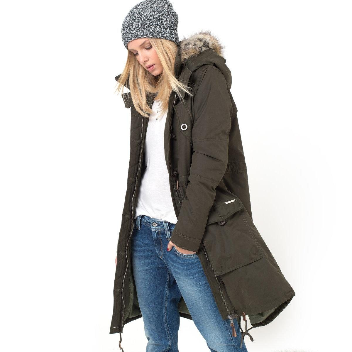 Tags french fashion la redoute secrets to french style style - Parka Pepe Jeans Prix Promo Parka Femme Pepe Jeans La Redoute 299 00