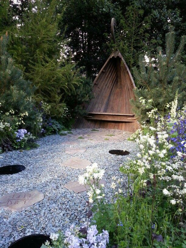 Norwegian Garden Chelsea 2014 Scandi Garden Garden Photography Yard Design