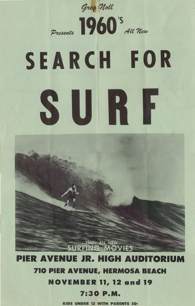 Search for Surf (1957)   Surf Classics