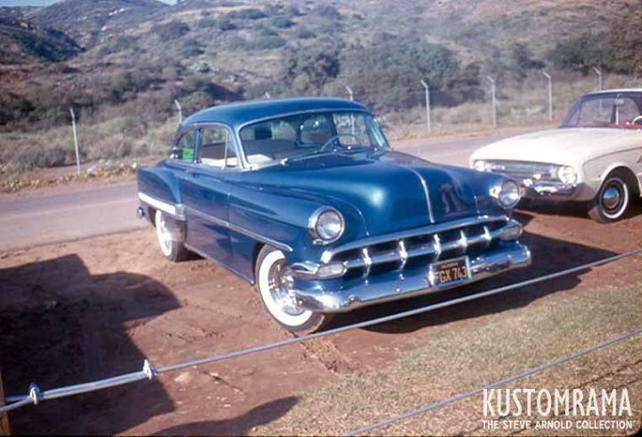 The Tridents Of So Cal Car Club Was Formed In 1959 Steve Arnold Who