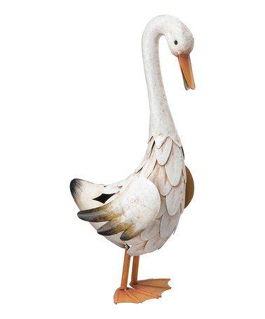 Love This Duck Garden Statue On #zulily! #zulilyfinds
