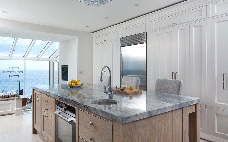 Andrew Ryan Seaway Collection Bespoke kitchen design