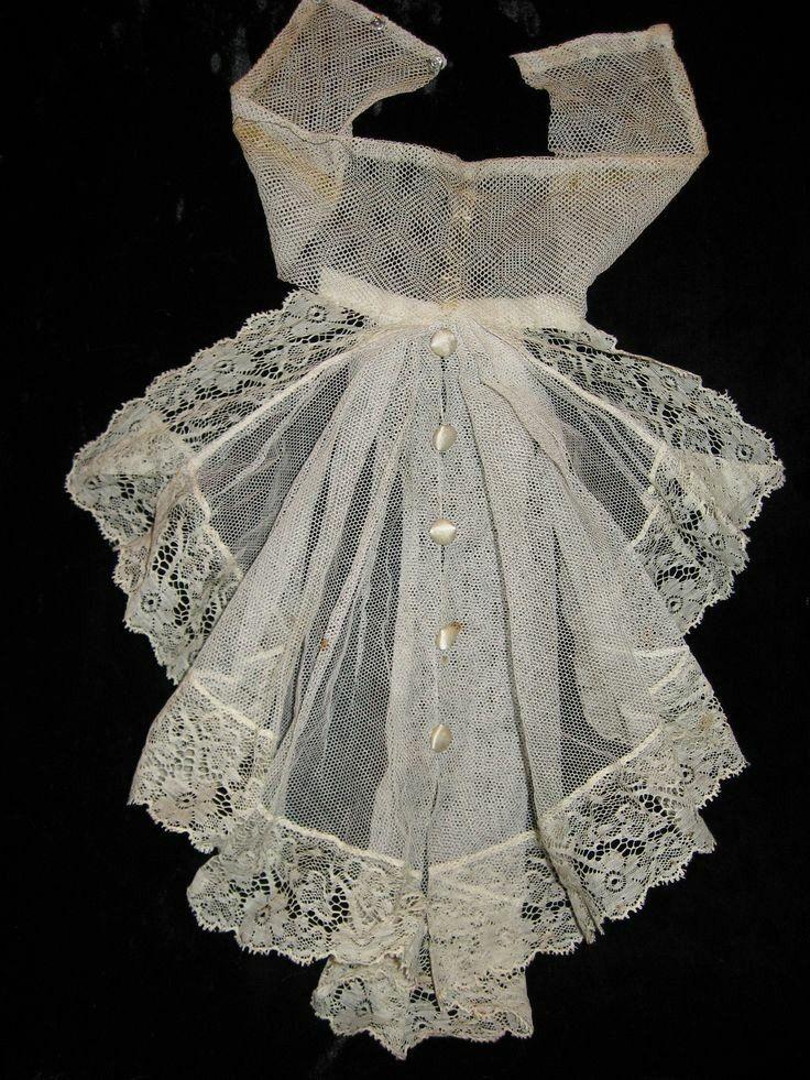 Выбросить старый тюль? Ну уж нет! ФОТО. | Linens and lace ...