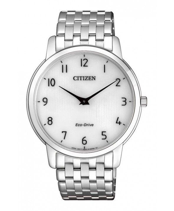 2baca7676fbb Reloj Citizen Extraplano Stiletto Eco drive blanco - Stiletto ...
