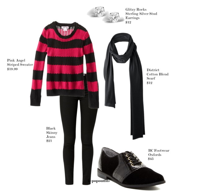BTS War Of Hormone Inspired Outfit [Requested by anon
