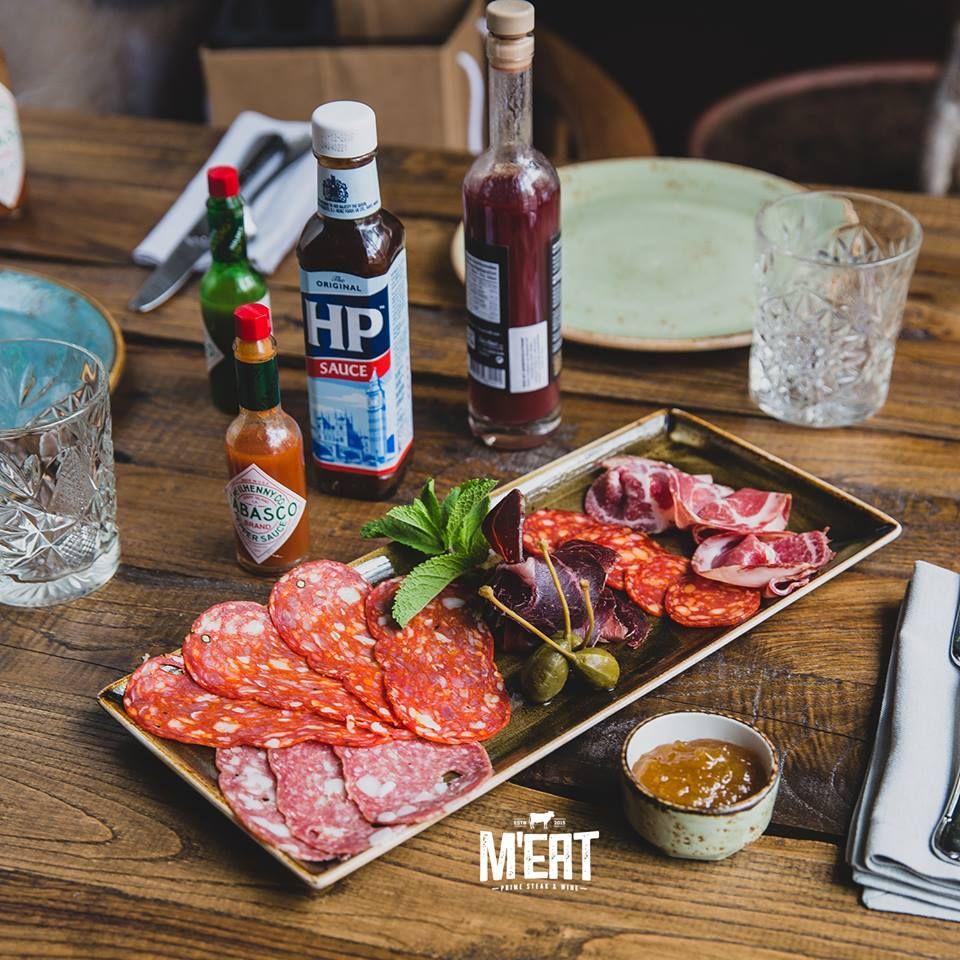 Sausage platter  #meatrestaurant #steakhouse #steaks #azerbaijan #baku #restaurants #food #cuisine #beef #veal #sausages #sausageplatter