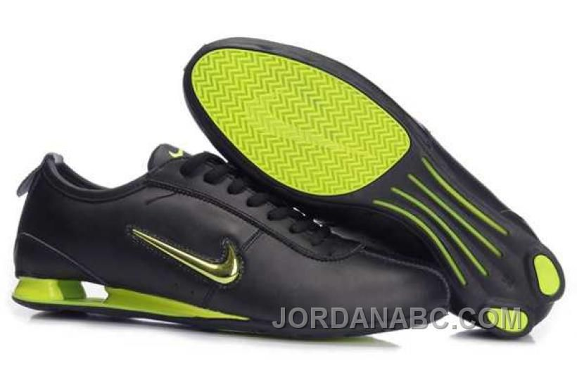 Now Buy Nike Shox 9002 Mens Black Green Cheap Save Up From Outlet Store at  Footlocker.