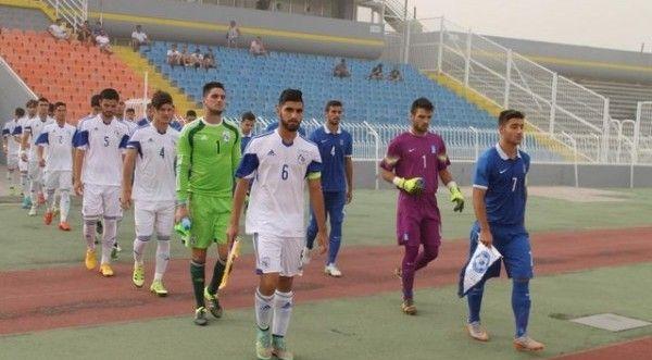 Νίκη της Εθνικής Ελλάδας με 3-1 επί της Εθνικής Νέων