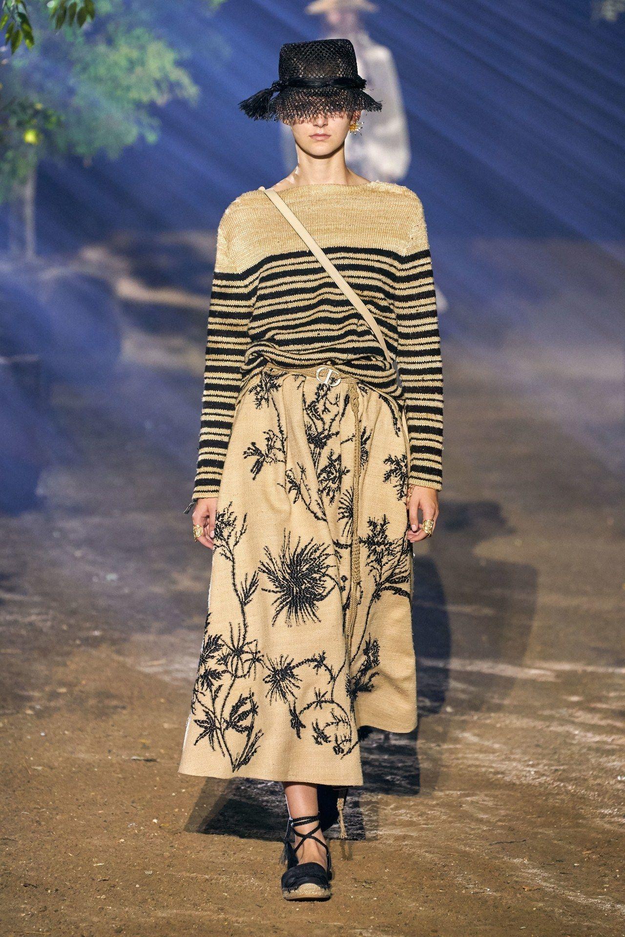 Christian Dior Frühjahr/Sommer 2020 Ready-to-Wear ...
