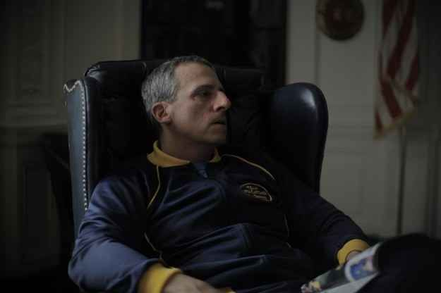 Foxcatcher, Steve Carrell redefined himself as an actor. Chillingly solid performance.