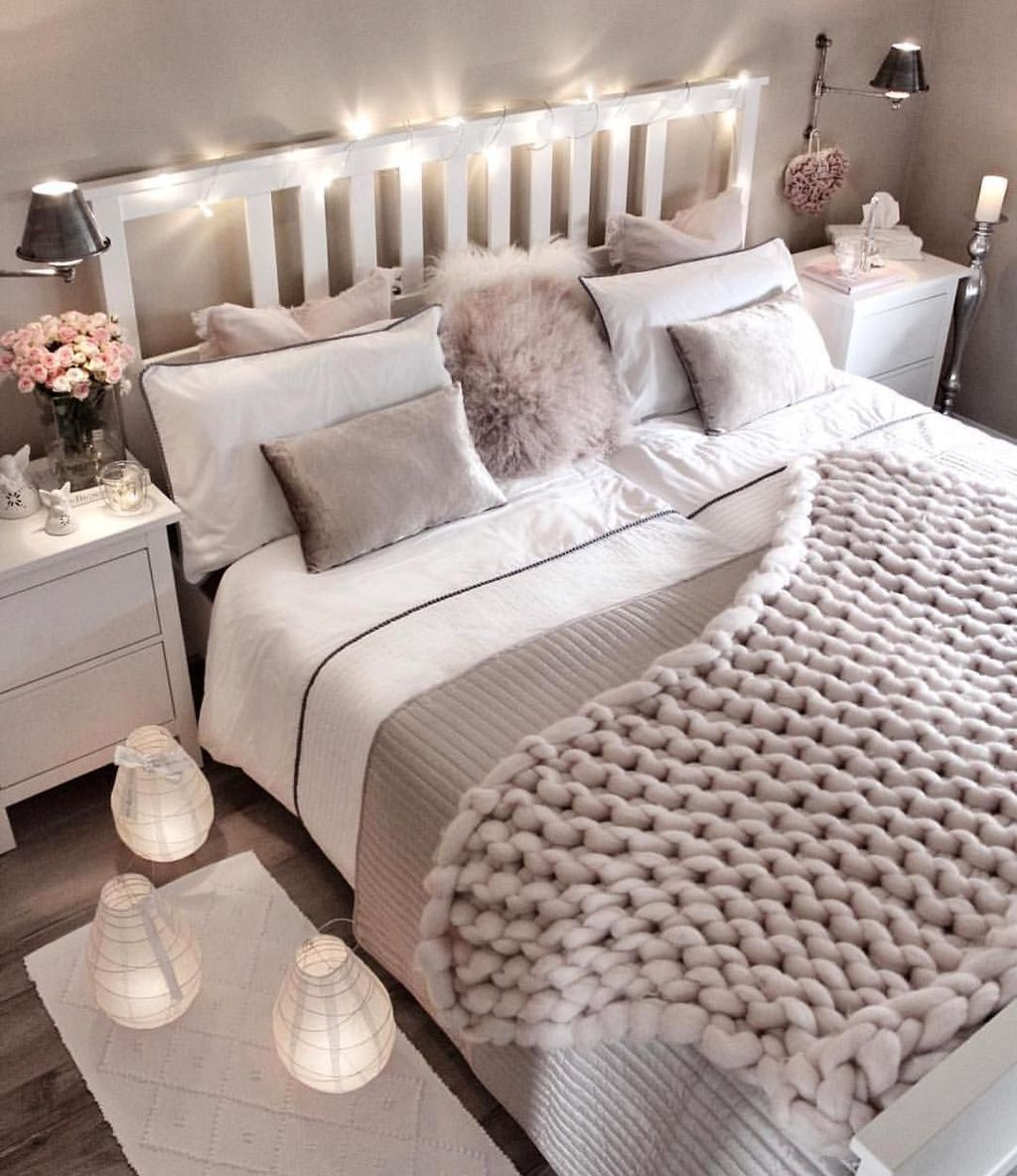 59 Amazing Decoration Ideas For Small Bedroom