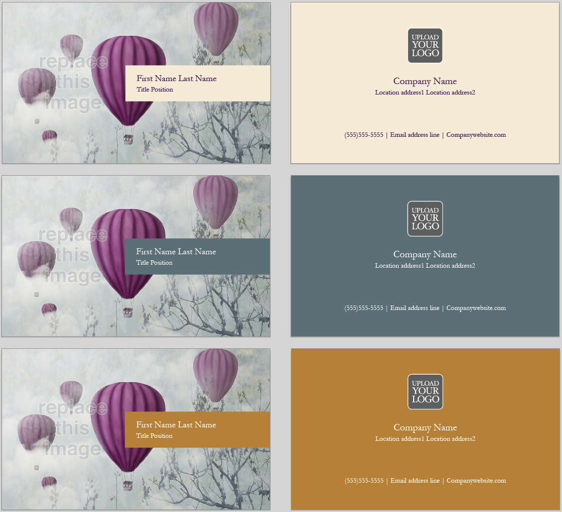Artist Take Business Card Template | Design Tool Templates ...