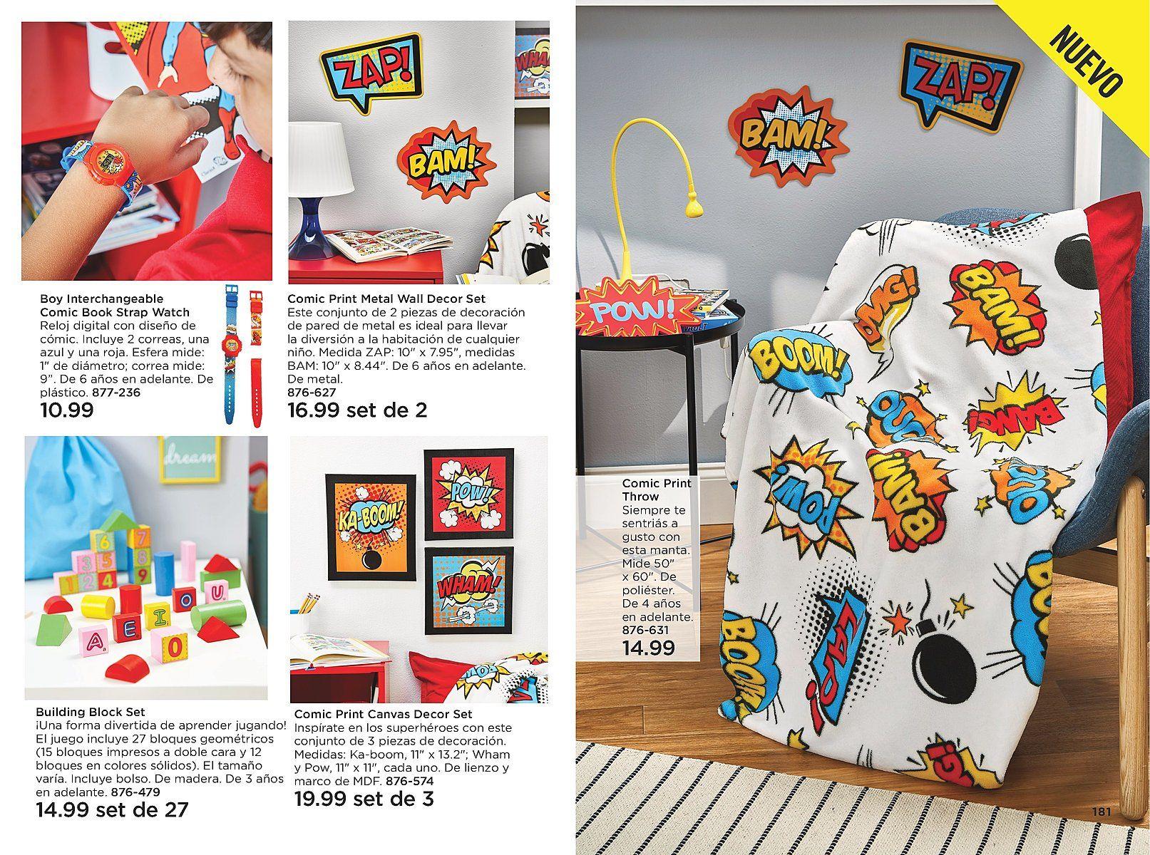 Nuevos accesorios para el cuarto de tus hijas o tus hijos ...