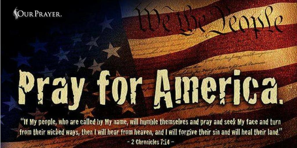 OurPrayer on Twitter | Pray for america, Prayer list, Pray