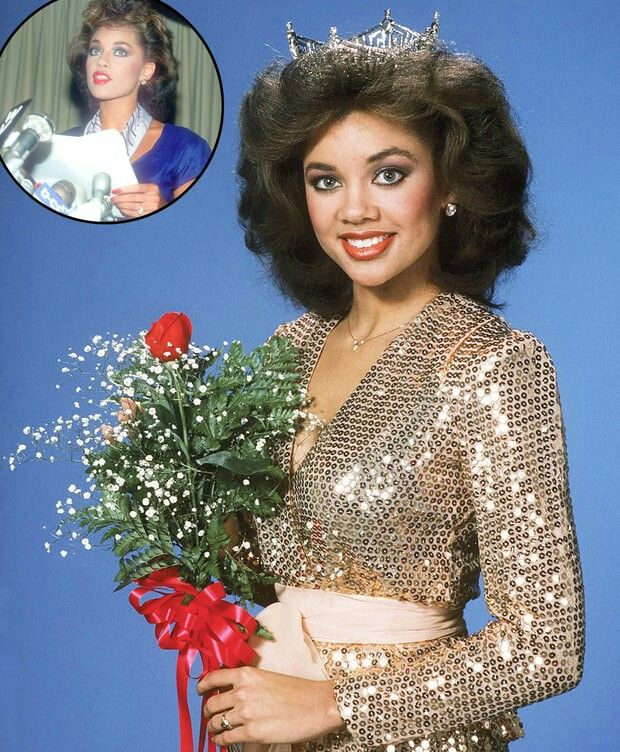 Vanessa Williams Returns To Miss America Pageant! - Smooth