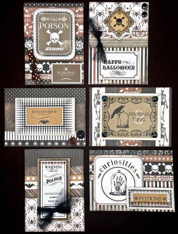 Mini Album Kit, Mini Scrapbook Album, Christmas Scrapbook ...