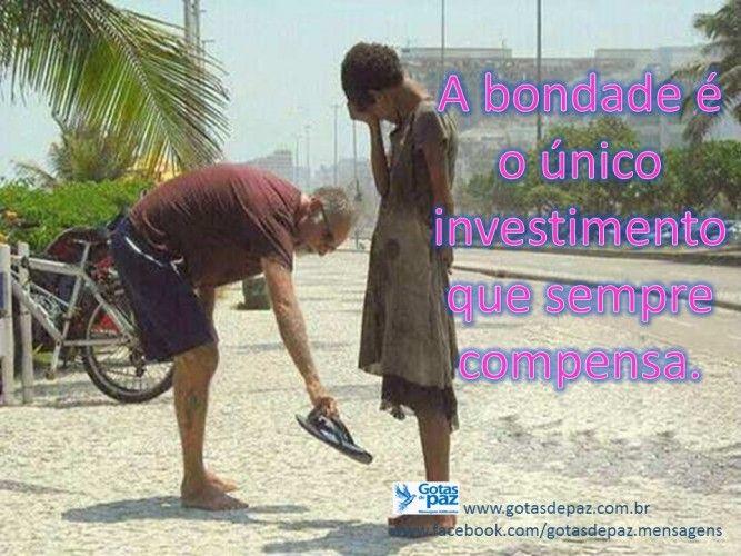 Abondadeeounicoinvestimentoquesemprecompensa