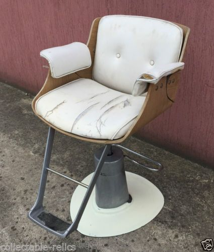 Belvedere-Barber-Chair-Antique-Vintage-Dentist-Tattoo-Retro- - Belvedere-Barber-Chair-Antique-Vintage-Dentist-Tattoo-Retro-Metal