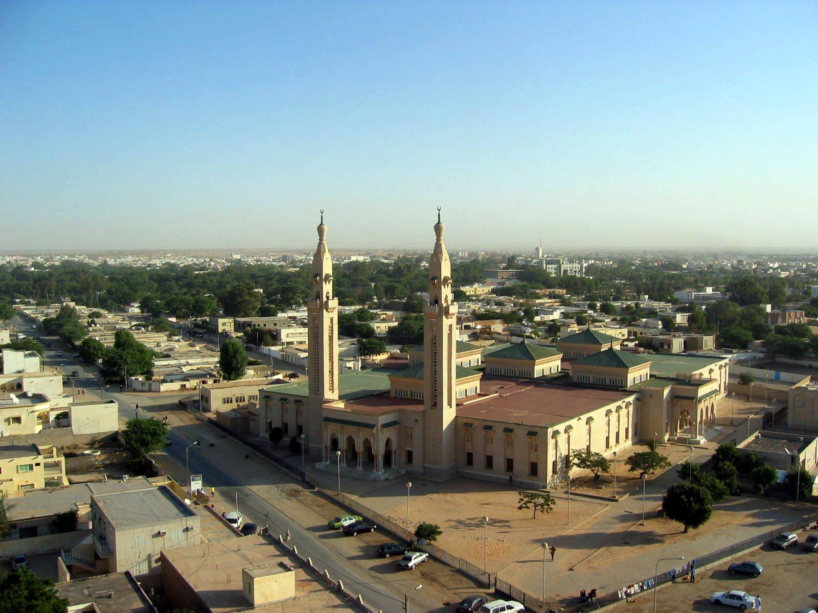 Nouakchott Central Mosque In Nouakchott Photo By Nouakchott Africa Mauritania