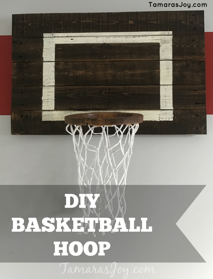 Diy Install Basketball Hoop For Bedroom