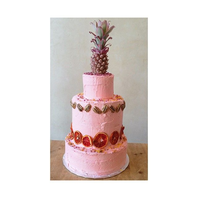 little #tropical #cake for @pastryfilm - filming in the #bakery this week
