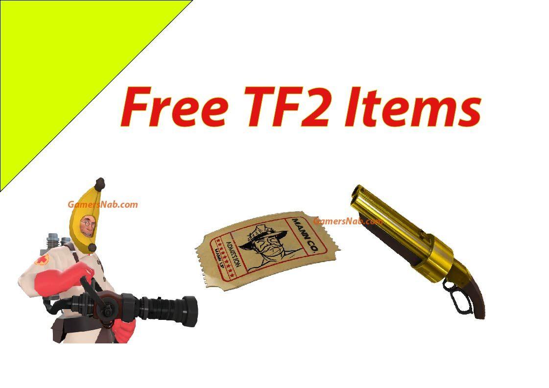 Tf2 #Tf2items #freeitems   Free TF2 Items   Tf2 items, Free