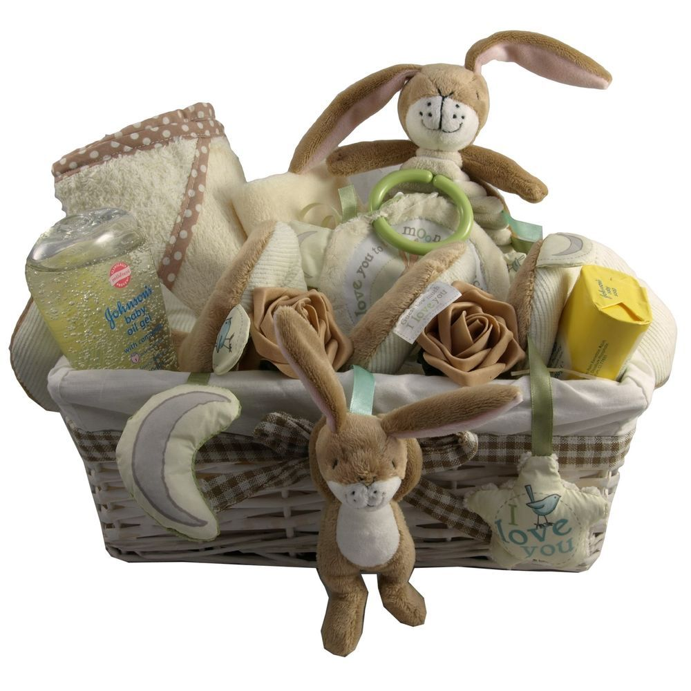 Guess How Much I Love You Gift Basket