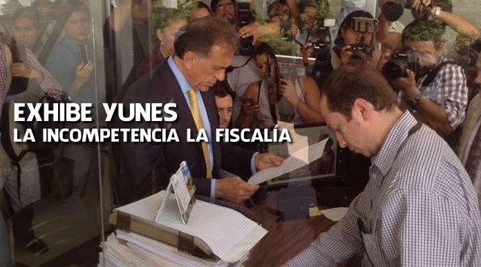 Declara Yunes Linares tras denuncia de Duarte