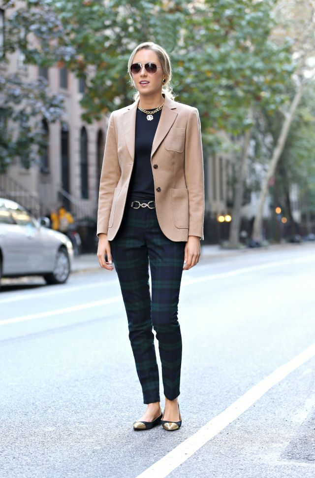 15 Incredibly Stylish Ways to Wear a Blazer This Fall and Winter ...