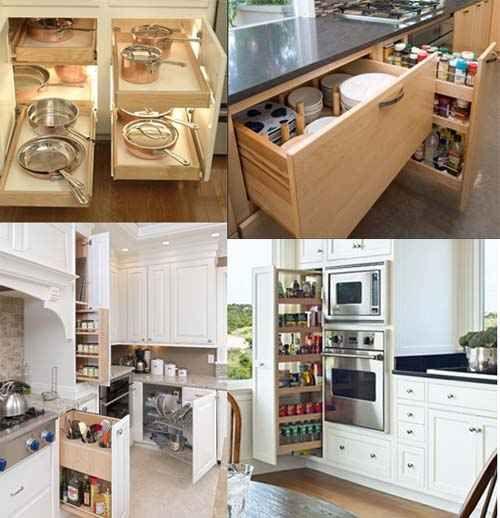 Ideas De Almacenaje Para Cocinas Pequeñas: Decoracion-2013-almacenaje Decoracion-2013-almacenaje