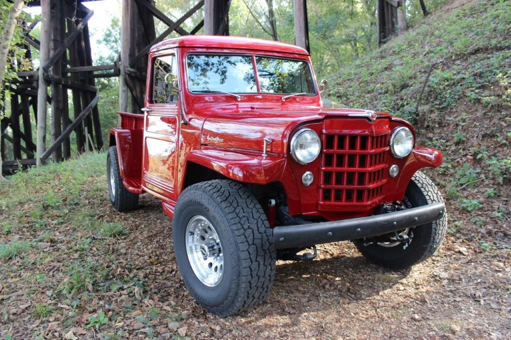1950 Willys Pickup Photo Submitted By Tony Flippin Willys