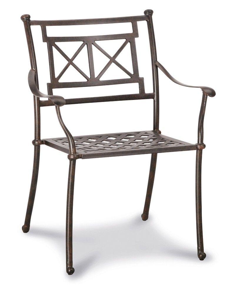 Elegant Best Stapelsessel Antigua Alu Guss Bronze   Gartenstühle Aus Metall   Stühle    Gartenmöbel Von