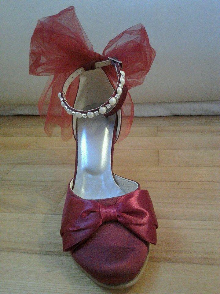 svatební boty f003555463