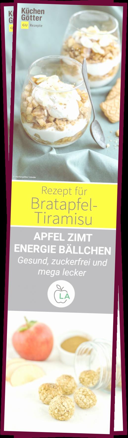 Photo of Bratapfel-Tiramisu –  Der perfekte Nachtisch: Unser Bratapfel-Tiramisu.  #Bratap…