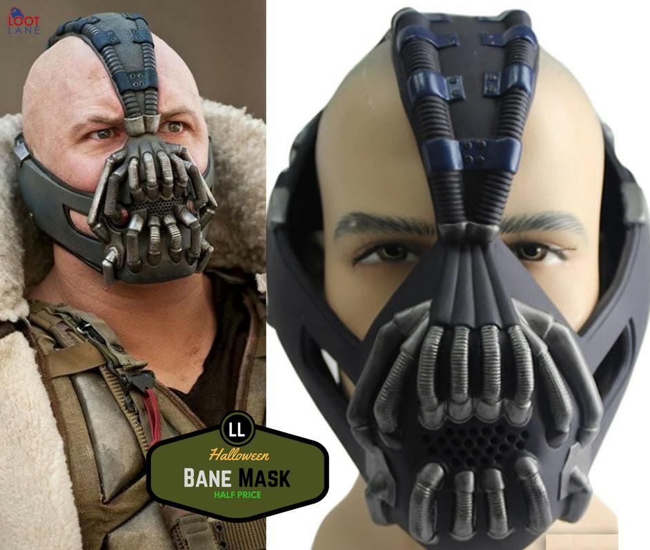 Bane Mask Bane Mask Bane Mask
