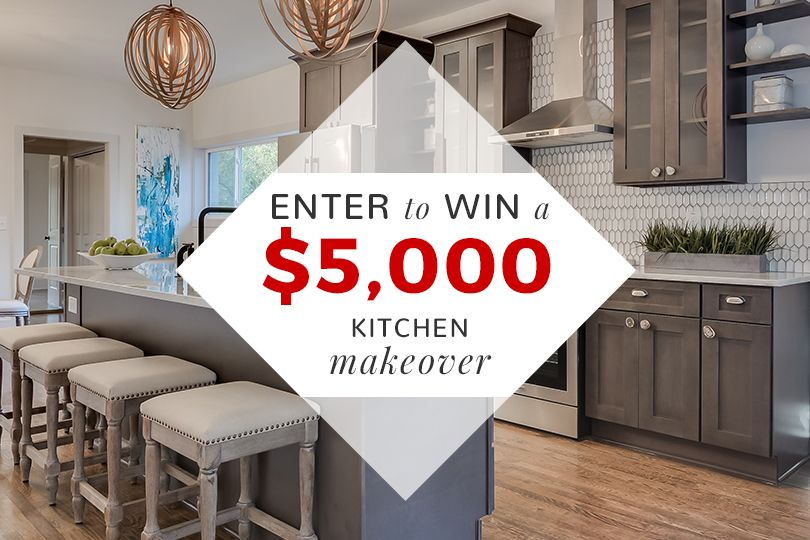 Enter the Kitchen Cabinet Kings Kitchen Makeover Sweepstakes ...