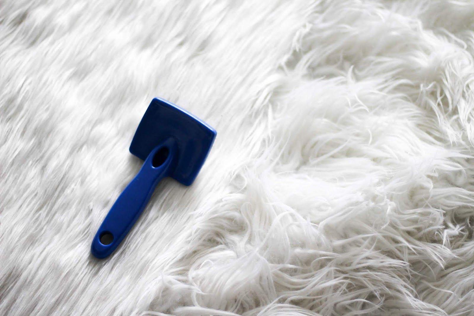 How to clean a white faux fur rug white faux fur rug