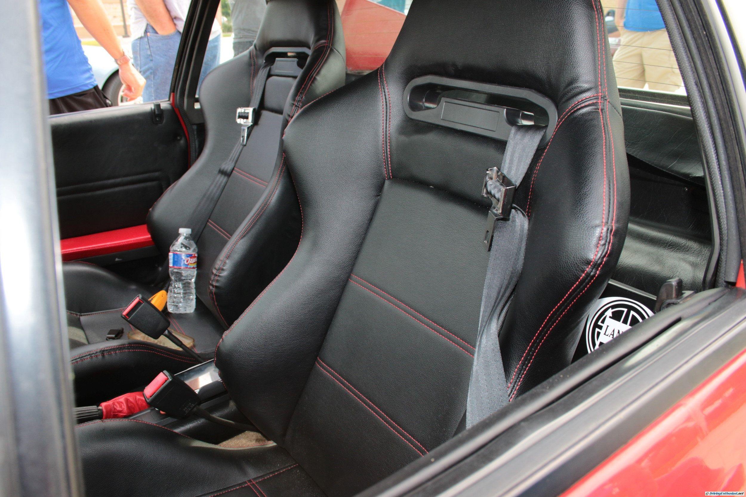 Lancia Scorpion with Acura K20 swap