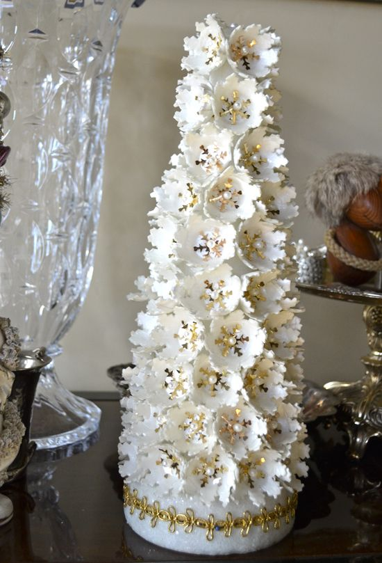 Ornaments Made From Styrofoam Egg Cartons Google Search With