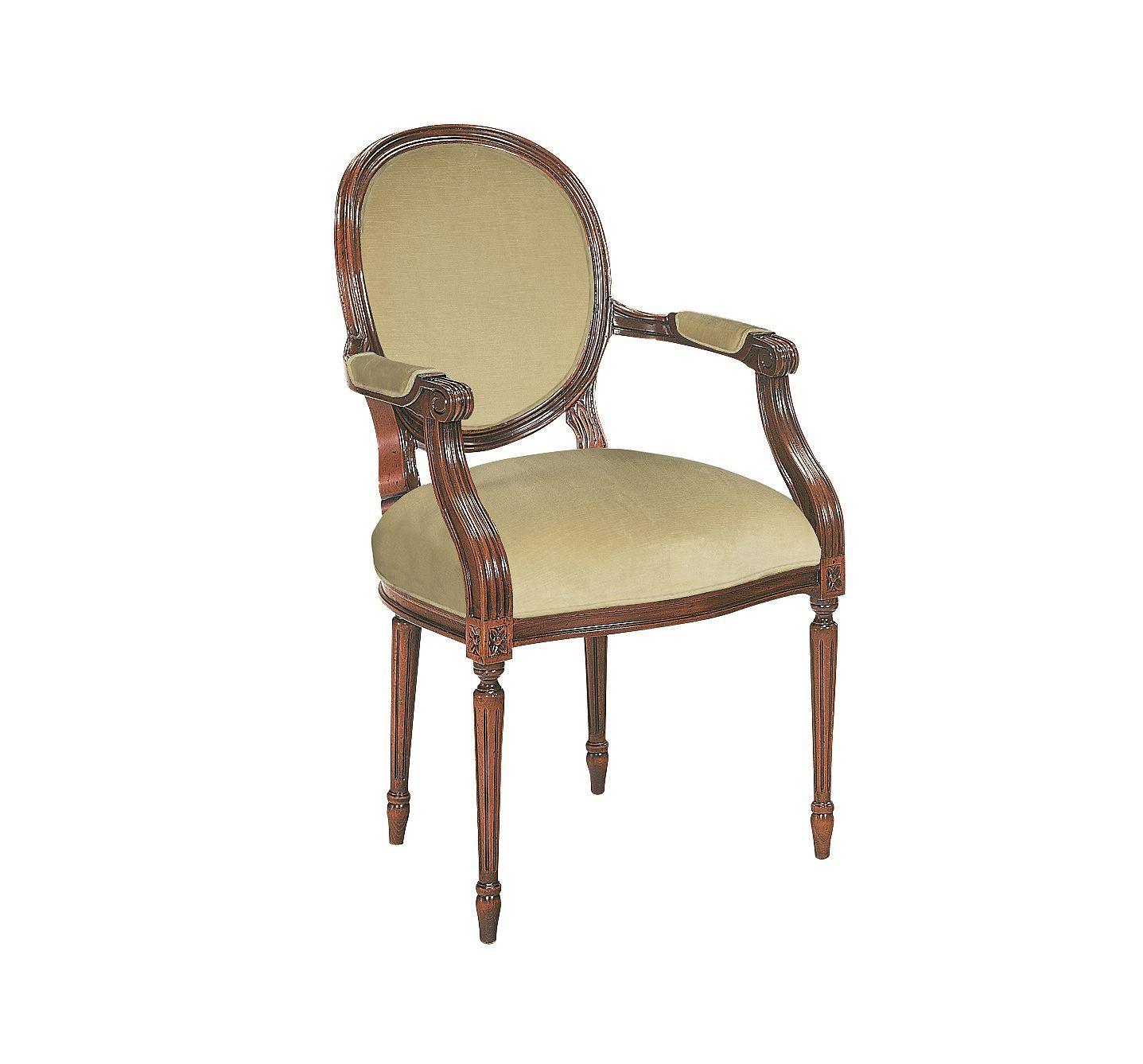 Louise Xvi Arm Chair By Pearson