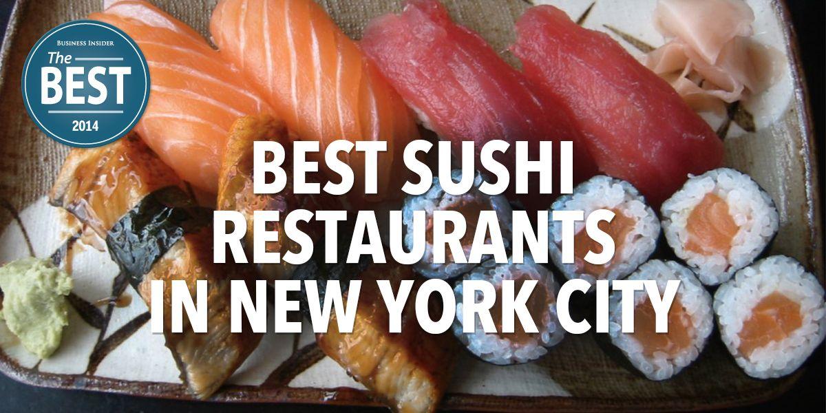 Nyc S 31 Top Sushi Restaurants Ny Restaurants Nyc Restaurants Sushi Restaurants