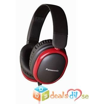 37b3e9b7fcf Panasonic RP-HBD250 Wired Over Ear Headphone @ Rs.669 ...
