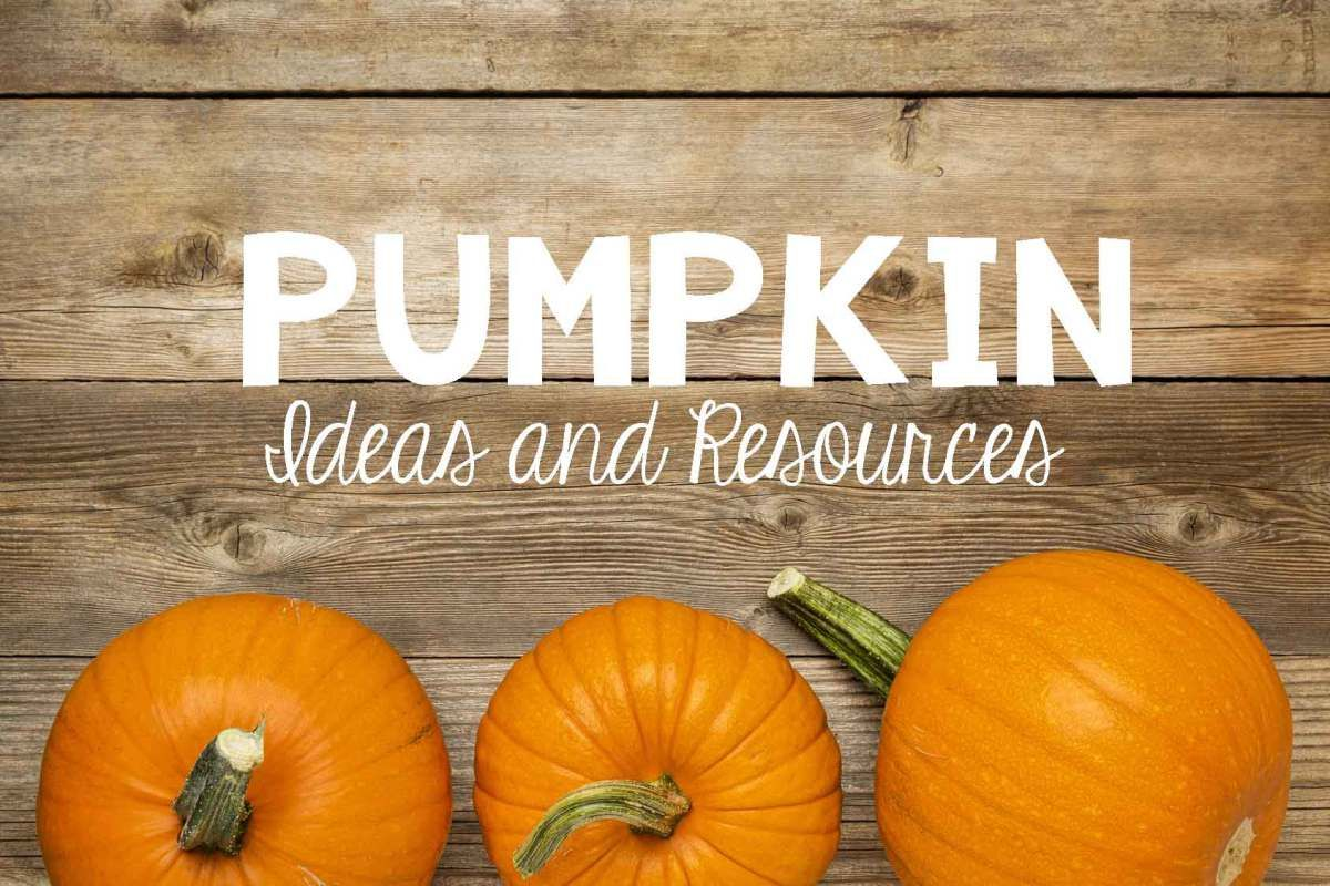 Pumpkin Resources for the classroom