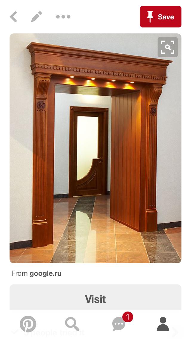 Bavas Wood Works Pooja Room Door Frame And Door Designs: Pin By Ravi Fotedar On Doors