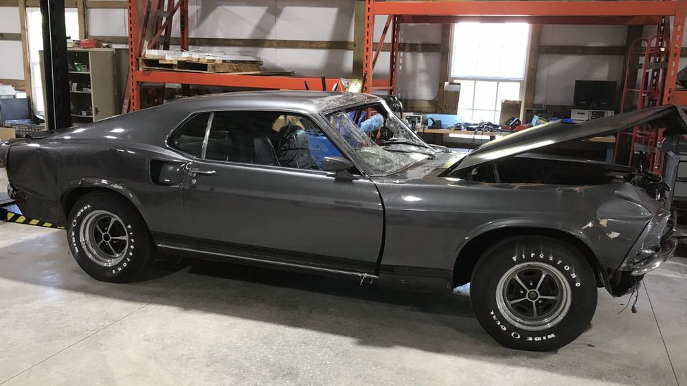 1969 Ford Mustang Mach1 1969 Ford Mustang Fastback Mach1 John Wick